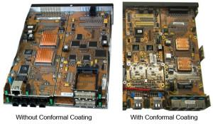 PCB conformal coating